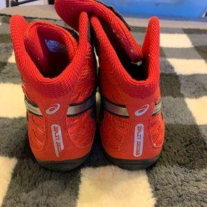 Asics Shoes - ASICS Split Second Wrestling Shoes